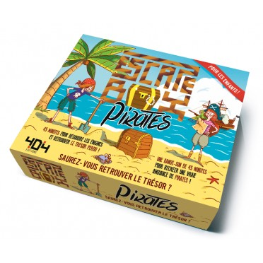 Escape Box - Pirates