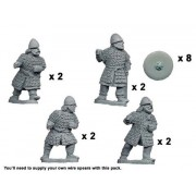 Saxon Huscarls with Spears