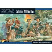 Black Powder - Colonial Militia Men