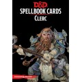 Dungeons & Dragons 5e Éd. : Spellbook Cards - Clerc 0