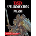 Dungeons & Dragons 5e Éd. : Spellbook Cards - Paladin 0