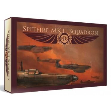 British Spitfire - Squadron, 6 planes