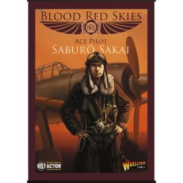Blood Red Skies: Japanese Ace Pilot Saburo Sakai
