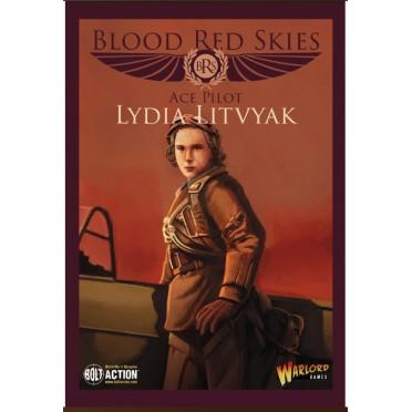 Blood Red Skies: Soviet Ace Pilot Lydia Litviak