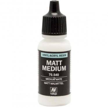 Matte Medium (540)