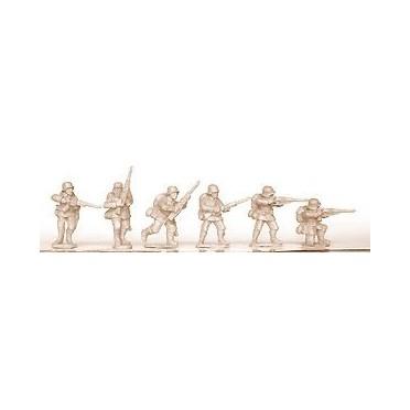 German Infantry in Assault Packs II