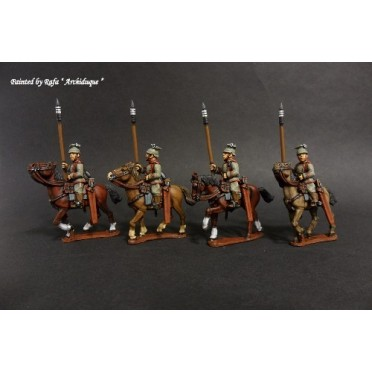 German Uhlans