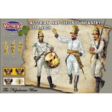 Austrian Napoleonic Infantry 1798-1809
