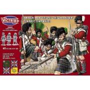 British Napoleonic Highlander Flank Companies