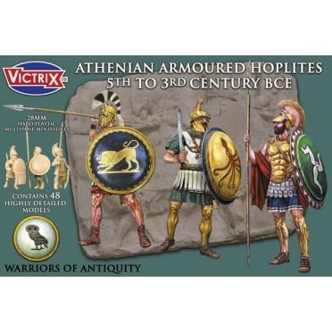 Athenian Armoured Hoplites 5th to 3rd Century BCE
