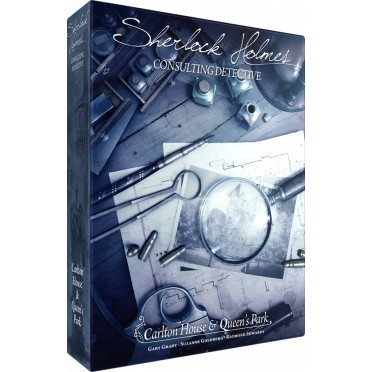 Sherlock Holmes : Consulting Detective - Carlton House & Queen's Park