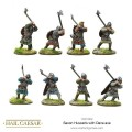 Saxon Huscarls with Dane Axes 0