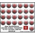 Macedonian Shield transfers 6 0