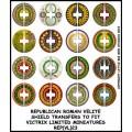 Republican Roman shield designs 23 0