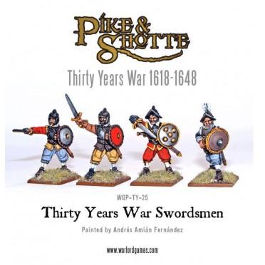 Thirty Years War Swordsmen