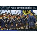 Prussian Landwehr regiment 1813-1815 0