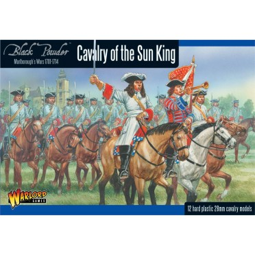 Marlborough's Wars: Cavalry of the Sun King