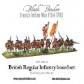French Indian War 1754-1763: British Regular Infantry 0