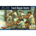French Indian War 1754-1763: French Regular Infantry 2