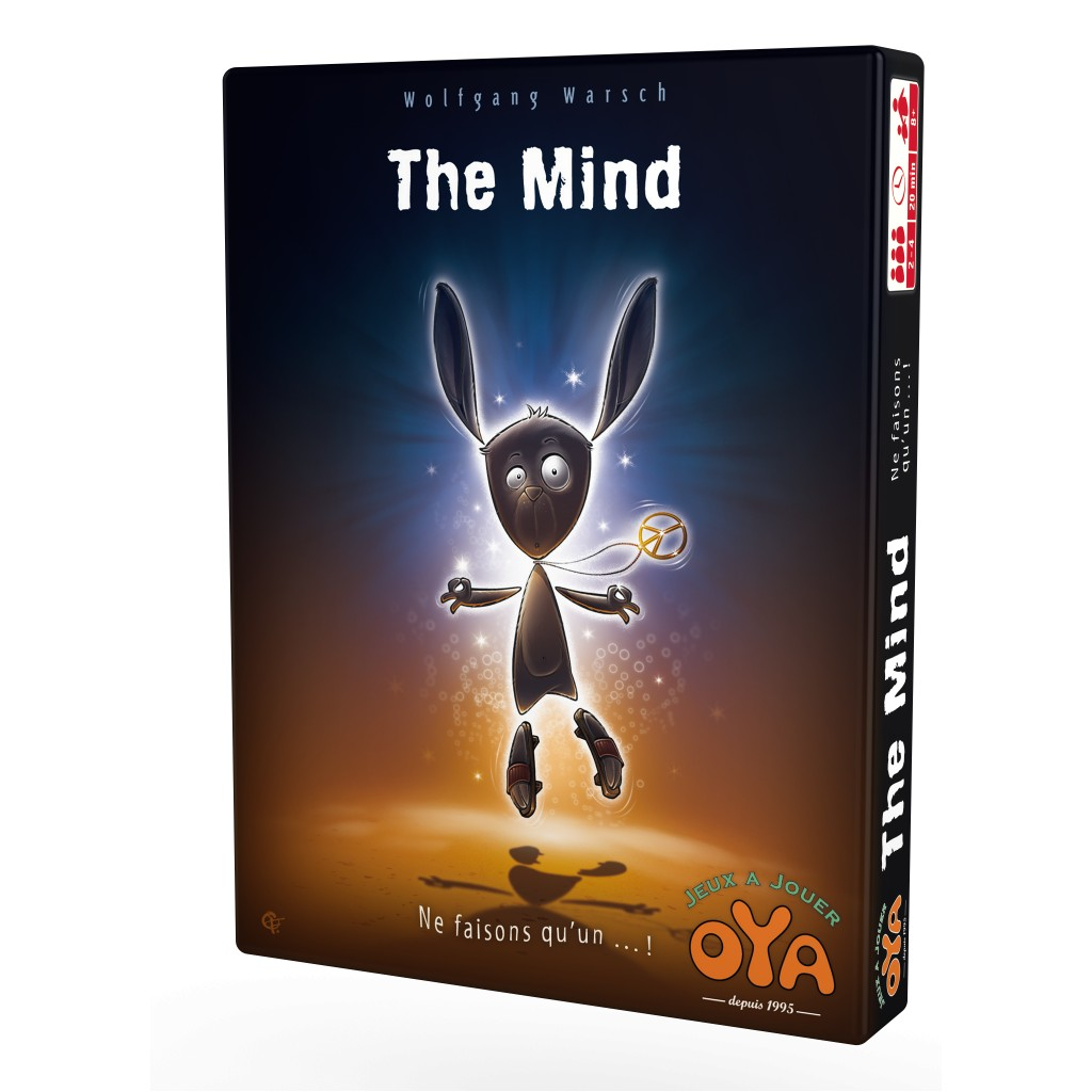The Mind Playing Cards Board Game