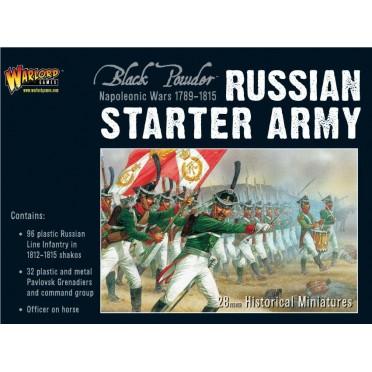 Napoleonic Russian Starter Army