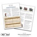 Anglo-Zulu War: British Line Infantry Regiment 5