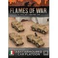 Armoured Car Platoon 0