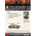 Armoured Car Platoon 1