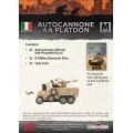 Autocannone AA Platoon 1