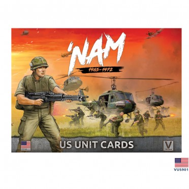 Nam - Unit Cards – US Forces in Vietnam