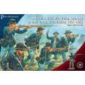 American Civil War Union Infantry in sack coats Skirmishing 1861-65 5