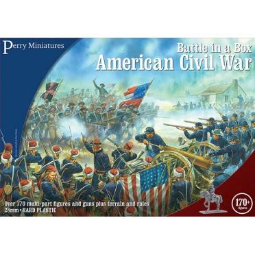 Battle in a Box : American Civil War