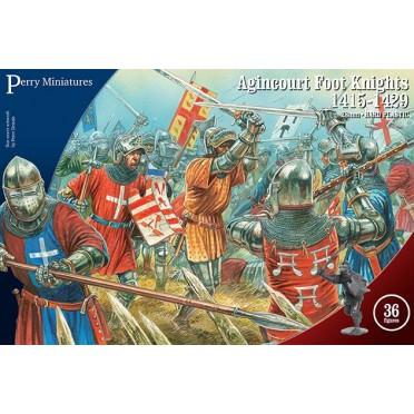 Agincourt Foot Knights