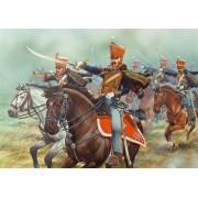 Napoleonic British Hussars 1808-1815