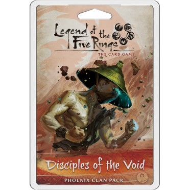 Legend of the Five Rings : The Card Game - Disciples of the Void Phoenix Clan Pack