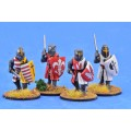 Crusading Foot Knights (Great Helms) (Advancing) 0