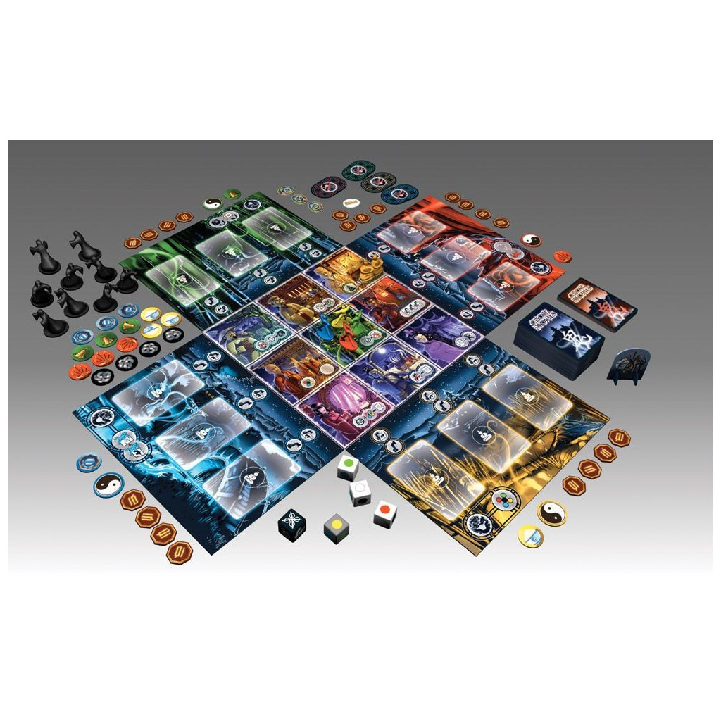 Buy Ghost Stories - Board Game - Repos Production
