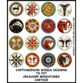 Carthaginian Shield Designs 2 (Crusader) 0