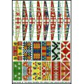 15mm Wars of the Roses Banners 0