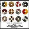 Dark Age Shield Designs 7 (Crusader) 0