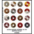 Saxon Buckler Designs 2 (Gripping Beast) 0