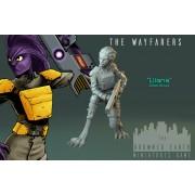 Drowned Earth:  Lliana, Wandering Wayfarer