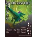 Drowned Earth:   Yuttaraptors (x2) 1