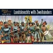 Pike & Schotte - Landsknechts with Zweihanders