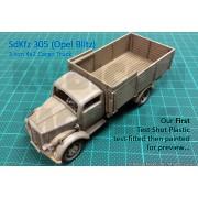 SdKfz 305 3-ton 4x2 Cargo Truck