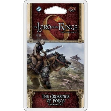 Lord of the Rings LCG - The Crossing of Poros