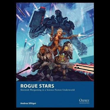 osprey  Rogue Stars Rogue Stars est un jeu d'escarmouche de science-fiction... par LeGuide.com Publicité