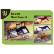 Sapce Dashboard Mercs X-Wing