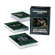 W40K : Cartes Techniques - Deathwatch
