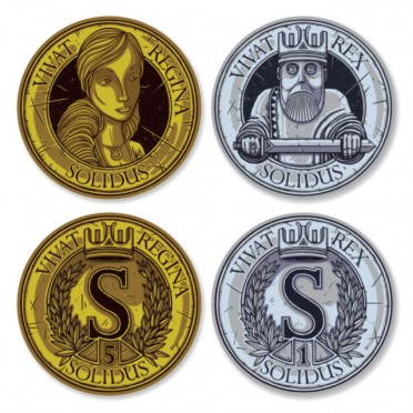 Feudum - Custom Metal Coins